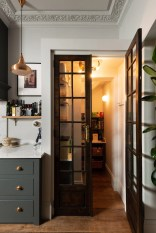 Kitchen pantry ideas with form and function 04