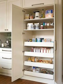 Kitchen pantry ideas with form and function 05