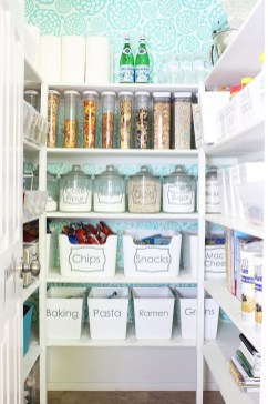 Kitchen pantry ideas with form and function 07