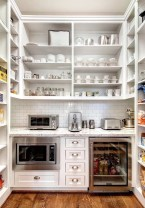 Kitchen pantry ideas with form and function 40