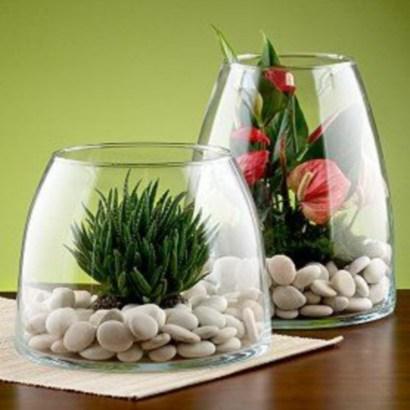 Simple ideas for adorable terrariums 41