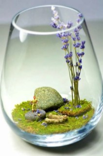 Simple ideas for adorable terrariums 44