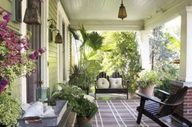 Spring decor ideas for your front porch 04