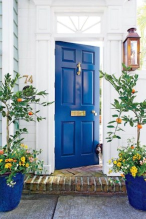 Spring decor ideas for your front porch 07