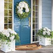 Spring decor ideas for your front porch 09