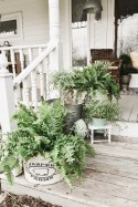 Spring decor ideas for your front porch 26