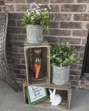 Spring decor ideas for your front porch 37