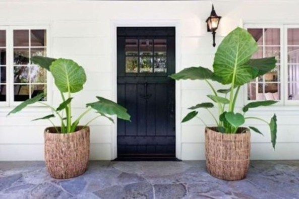 Spring decor ideas for your front porch 42