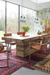 Stunning ways to re-decorate your dining room 31