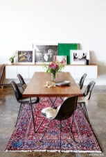 Stunning ways to re-decorate your dining room 44