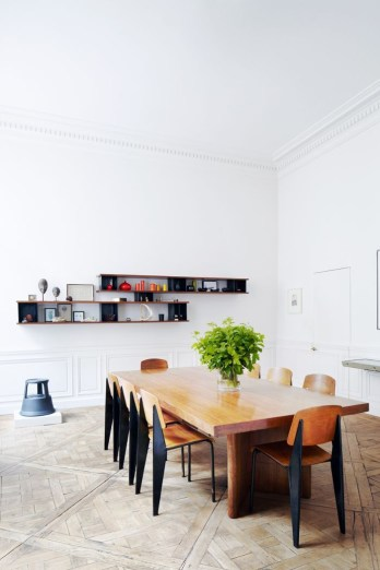Stunning ways to re-decorate your dining room 48