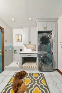 Beautiful and functional laundry room design ideas to try 09