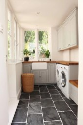 Beautiful and functional laundry room design ideas to try 30