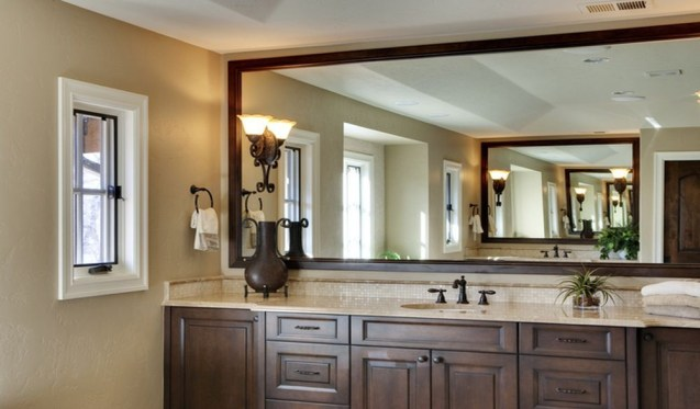 Best bathroom mirror ideas to reflect your style 15