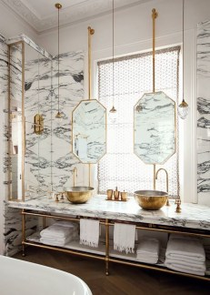 Best bathroom mirror ideas to reflect your style 38