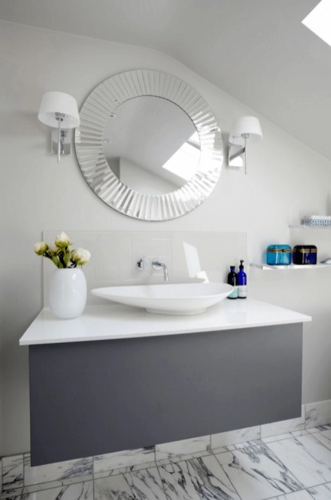 Best bathroom mirror ideas to reflect your style 45