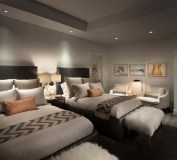 Fascinating bedroom ideas with beautiful decorating concepts 25