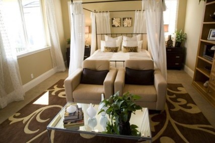 Fascinating bedroom ideas with beautiful decorating concepts 28