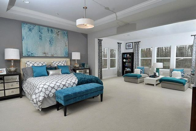 Fascinating bedroom ideas with beautiful decorating concepts 31
