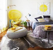 Fascinating bedroom ideas with beautiful decorating concepts 32