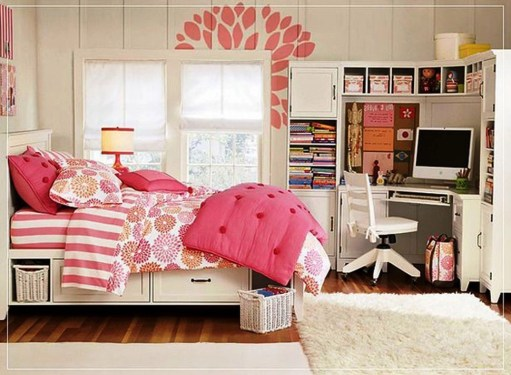 Fascinating bedroom ideas with beautiful decorating concepts 39