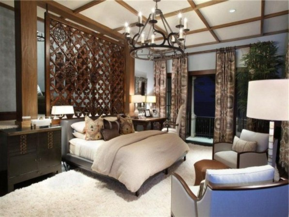 Fascinating bedroom ideas with beautiful decorating concepts 43
