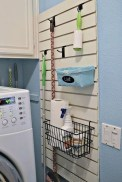 Laundry room design ideas that will maximize your small space 38