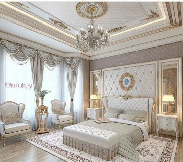 Luxury master bedroom design ideas for better sleep 03