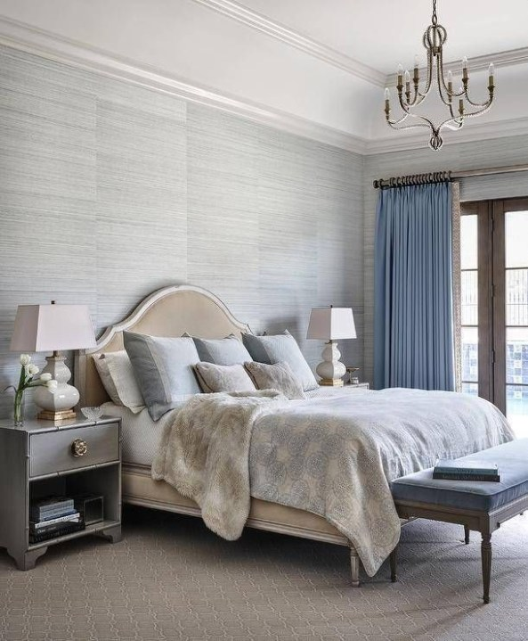 Luxury master bedroom design ideas for better sleep 07
