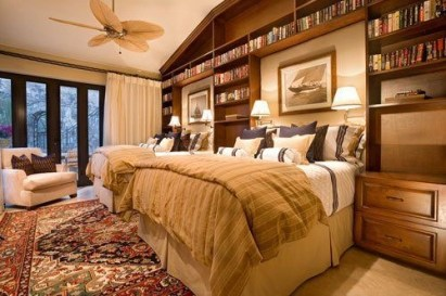Luxury master bedroom design ideas for better sleep 44