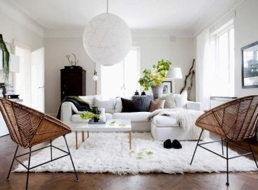 Modern scandinavian interior design ideas that you should know 42
