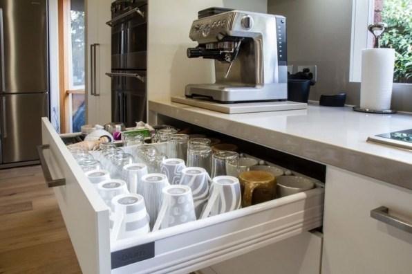 Smart diy kitchen storage ideas to keep everything in order 26
