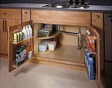 Smart diy kitchen storage ideas to keep everything in order 35
