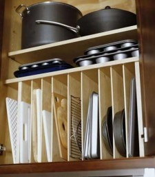 Smart diy kitchen storage ideas to keep everything in order 36