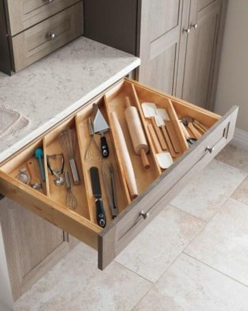Smart diy kitchen storage ideas to keep everything in order 39