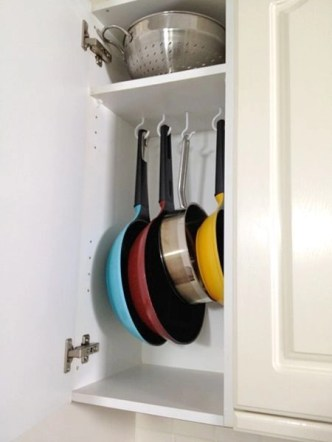 Smart diy kitchen storage ideas to keep everything in order 40