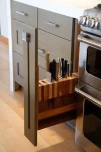 Smart diy kitchen storage ideas to keep everything in order 44