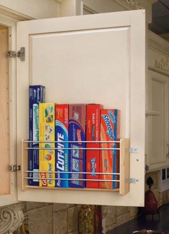 Smart diy kitchen storage ideas to keep everything in order 49