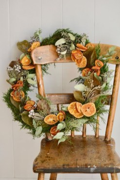 On a budget diy christmas wreath to deck out your door 31