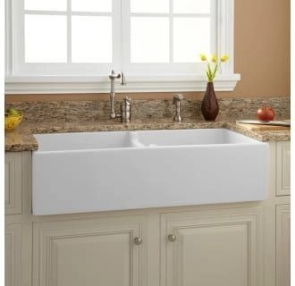 Top farmhouse sink designs for your lovable kitchen 40