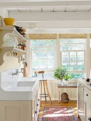 Top farmhouse sink designs for your lovable kitchen 41