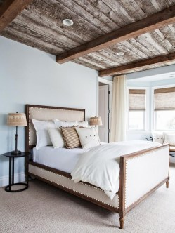 Awesome rustic bedroom furniture ideas to get the farmhouse charm 05