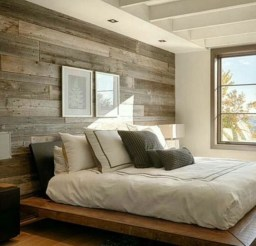 Awesome rustic bedroom furniture ideas to get the farmhouse charm 17