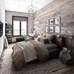 Awesome rustic bedroom furniture ideas to get the farmhouse charm 27