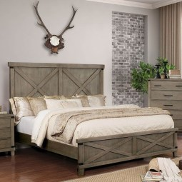 Awesome rustic bedroom furniture ideas to get the farmhouse charm 40