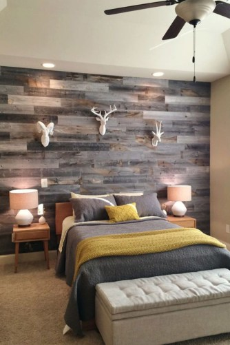 Awesome rustic bedroom furniture ideas to get the farmhouse charm 48