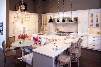 Awesome yet functional kitchen island design ideas 03