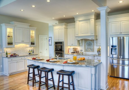 Awesome yet functional kitchen island design ideas 12