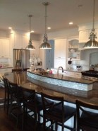 Awesome yet functional kitchen island design ideas 36