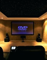 Basement home theater design ideas to enjoy your movie time with family and friends 22